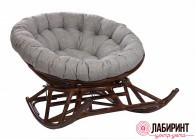 "Кресло - качалка ""Papasan ROCKER CHAIR"" нат. ротанг - ""Лабиринт"" - интернет-магазин мебели для дома в Екатеринбурге, Первоуральске и Ревде"